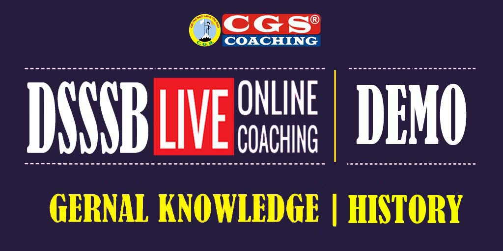 General Knowledge | History C01